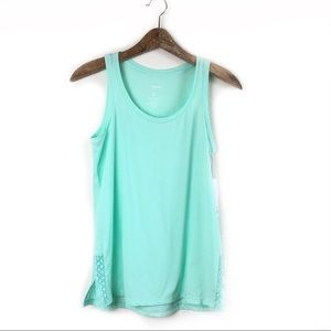 Sonoma Intimates Tank top Mint green XSmall